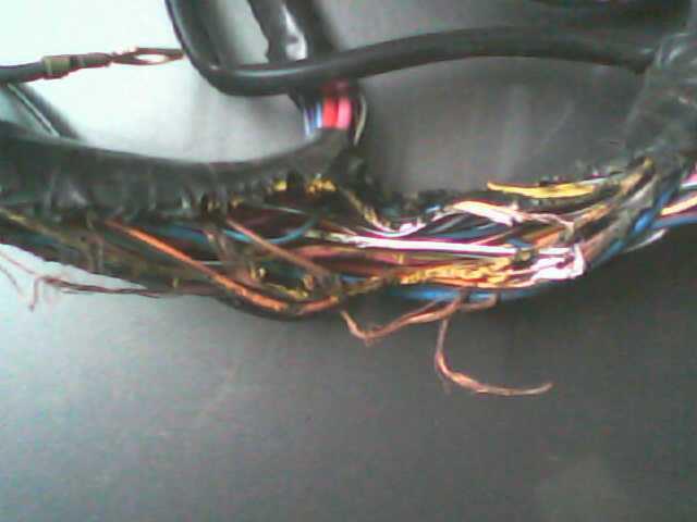 электропроводка, плохой контакт, автоэлектрик